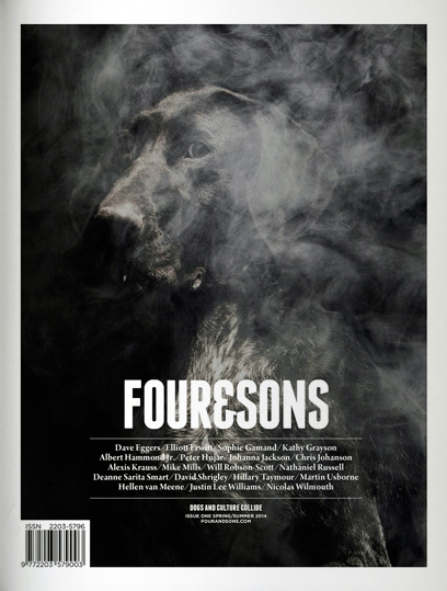 Four&Sons Issue #1: Dogs and Culture Collide