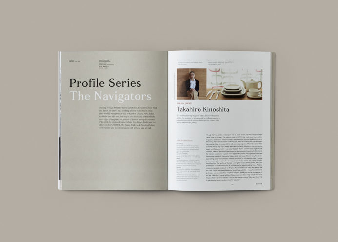 Kinfolk Magazine #20: The Travel Issue