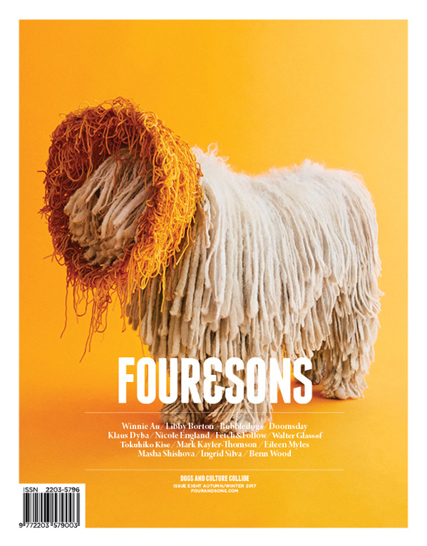 Four&Sons Issue #8: Dogs and Culture Collide