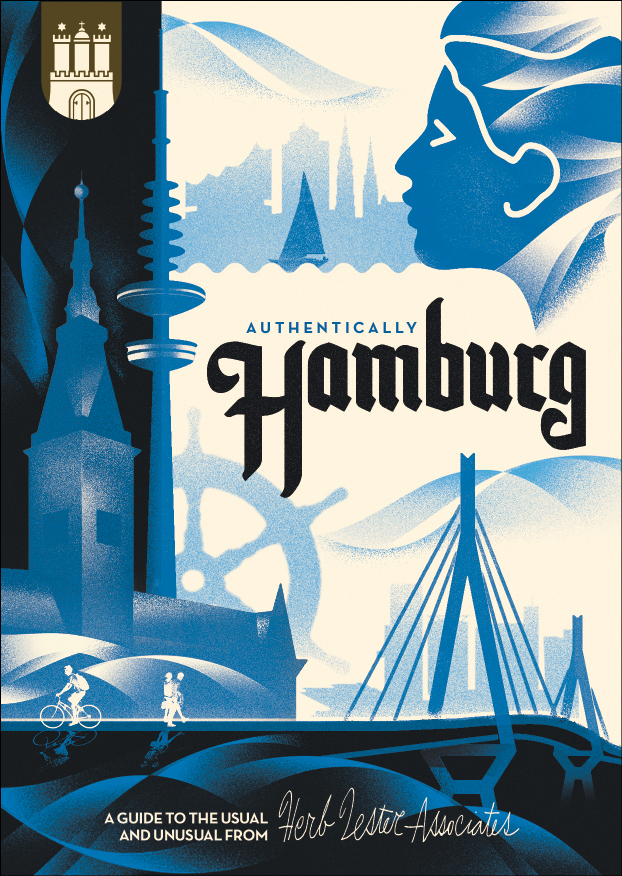 Hamburg Map: Authentically Hamburg