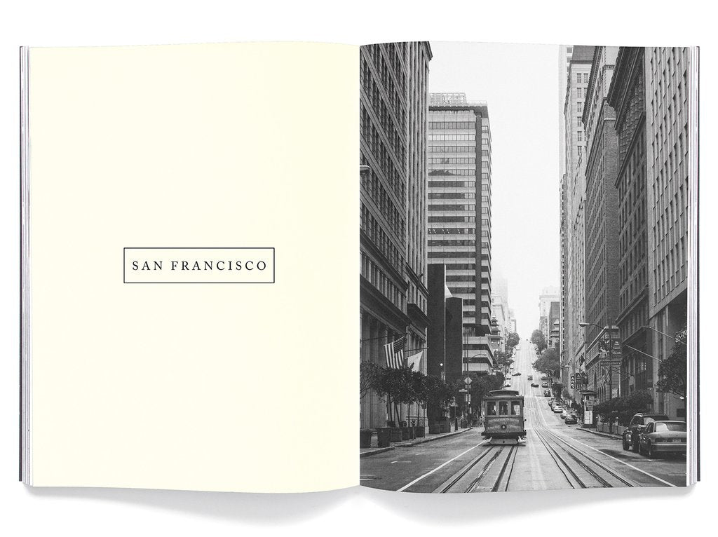 Drift Magazine #7: San Francisco