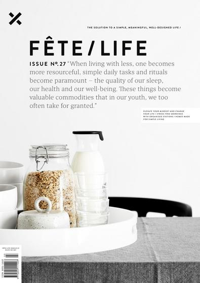 Fete Issue #27