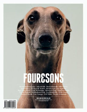 Four&Sons Issue #3: Dogs and Culture Collide