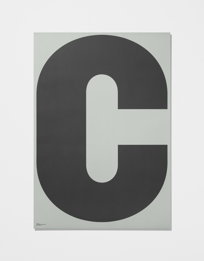 Playtype ABCD Poster C