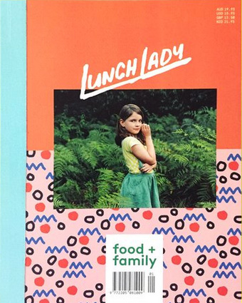 Lunch Lady Magazine #9