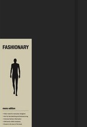 Fashionary A4 Sketchbook Mens Edition