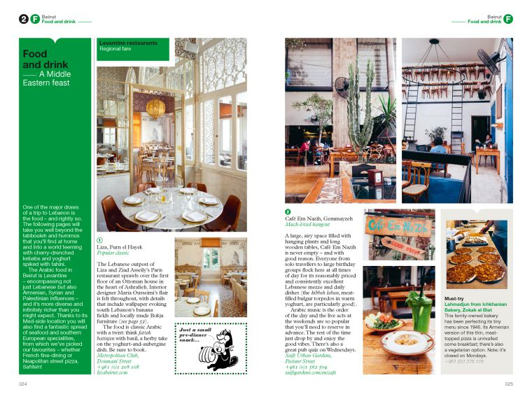 The Monocle Travel Guide Series: 30 Beirut