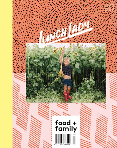 Lunch Lady Magazine #12