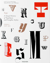 A Visual History of Typefaces and Graphic Styles Volume 1