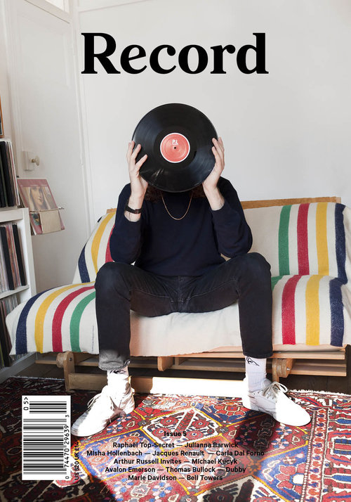 Record Culture Issue 5, 2018