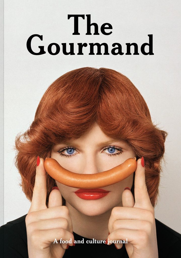 The Gourmand: A Food and Culture Journal Issue #08