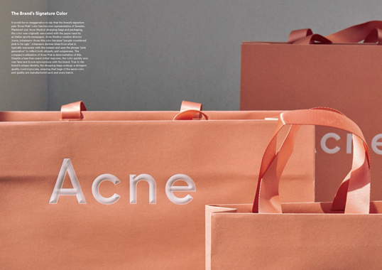 B: Brand Magazine Issue #61 Acne Studios