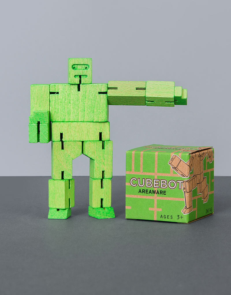 Cubebot Micro: Green