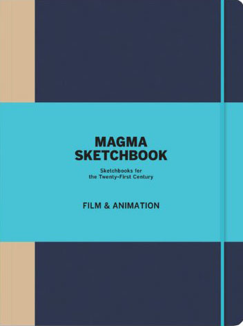 Magma Sketchbook Film Animation Beautiful Pages