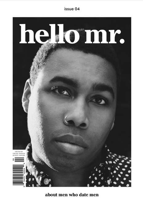 Hello Mr. Magazine Issue #4