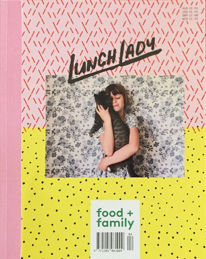 Lunch Lady Magazine #8