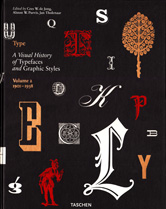 A Visual History of Typefaces and Graphic Styles Volume 2