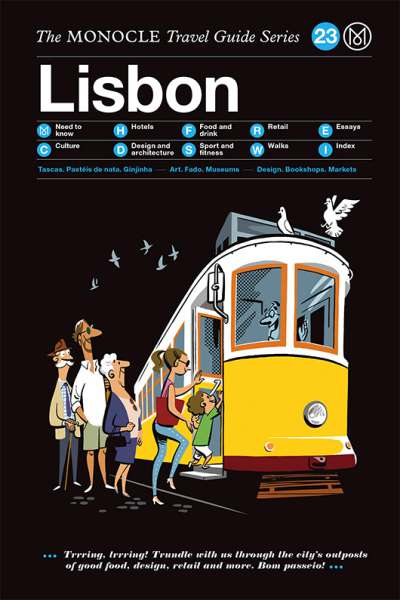 The Monocle Travel Guide Series: 23 Lisbon