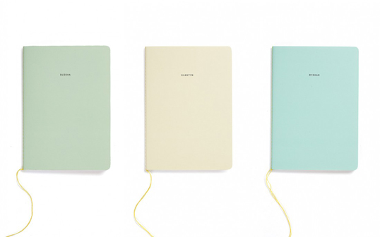 School of Thought Notebook Set: Buddhist