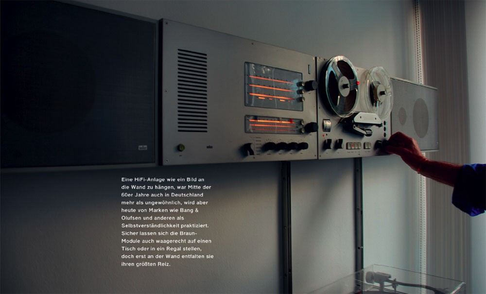 Less And More: Dieter Rams