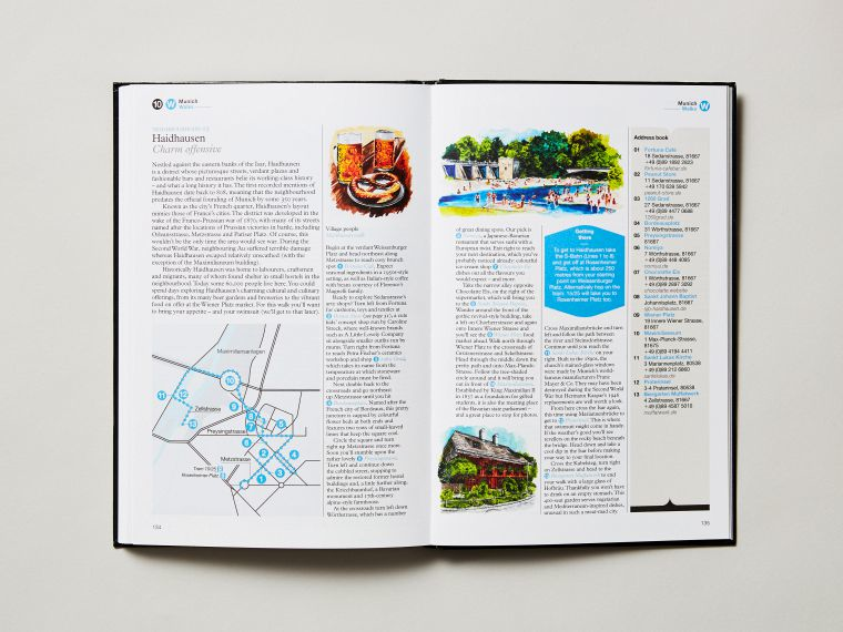 The Monocle Travel Guide Series: 24 Munich