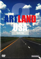 ArtLand USA Series Two DVD