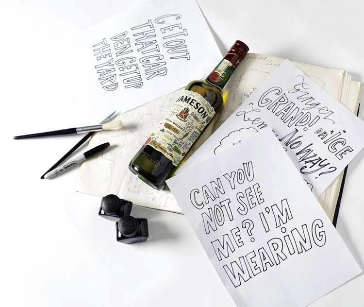 Outside the Box: Hand-drawn Packaging From Around the World
