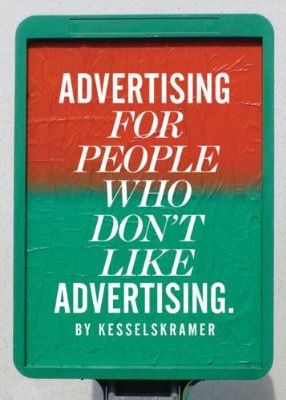 Advertising for People Who Don't Like Advertising (Paperback)