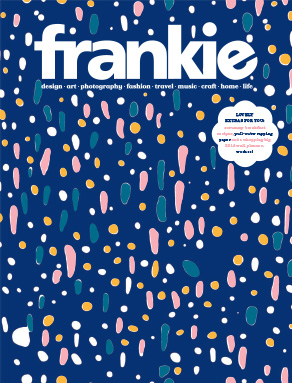 Frankie Magazine #81 Jan/Feb '18