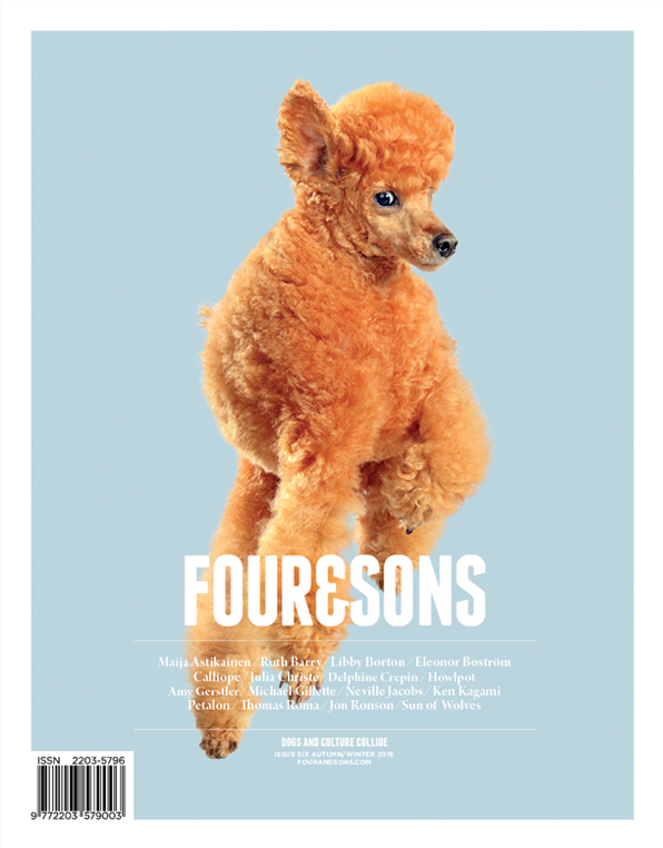Four&Sons Issue #6: Dogs and Culture Collide