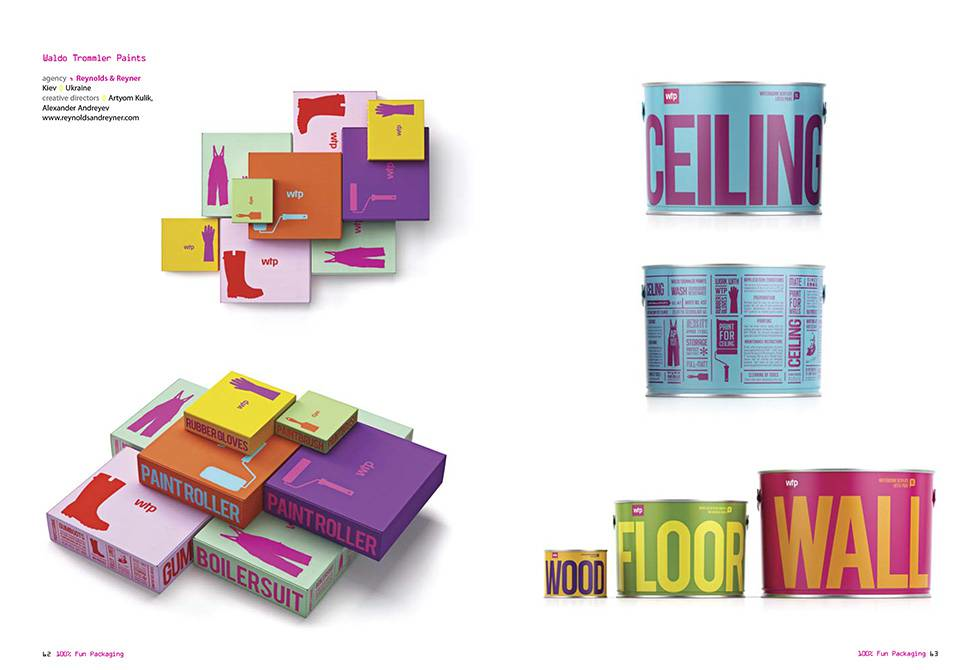 Fun Packaging: Package Designs From Around the World