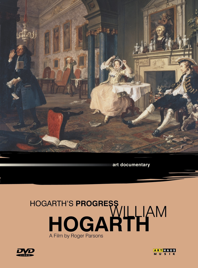 Art Lives: Hogarth DVD