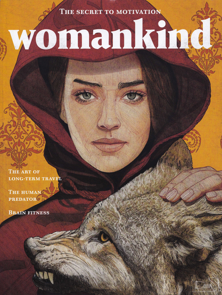 Womankind Magazine #13: Turkey