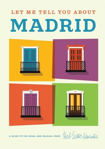 Madrid Map: Let Me Tell You About Madrid