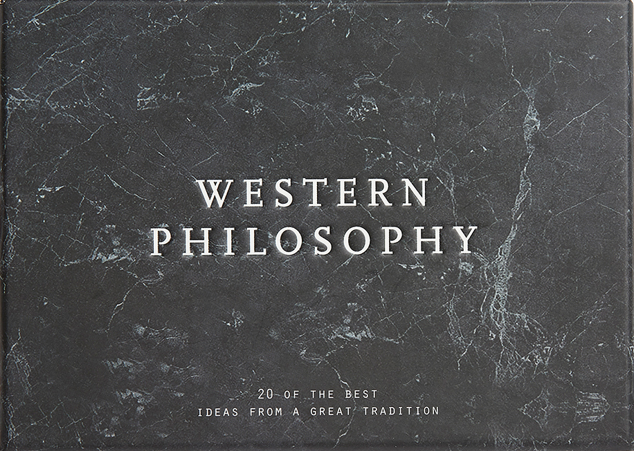 Western Philosophy Cards The School of Life