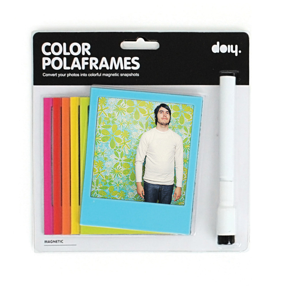 Doiy: Polaframe Colour Magnetic Photo Frame
