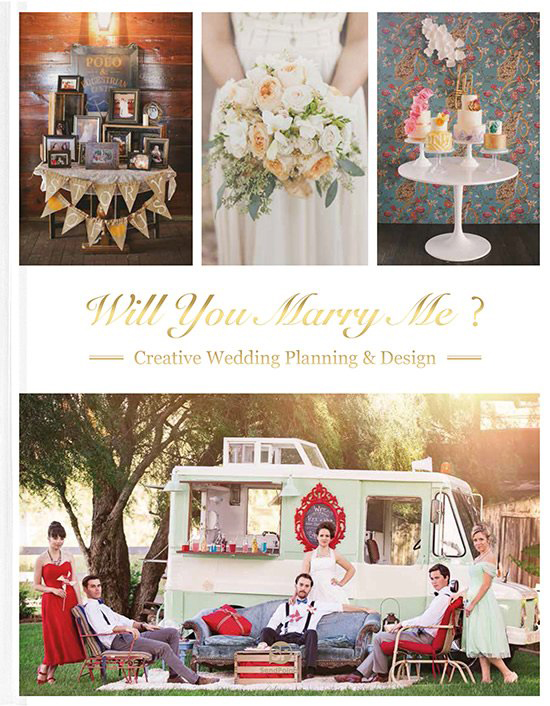 Will You Marry Me? Creative Wedding Planning & Design