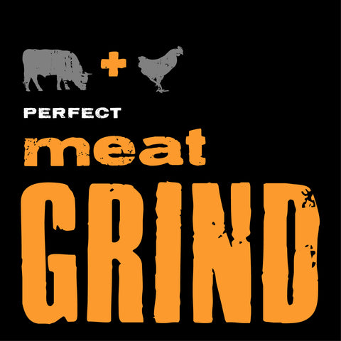 Perfect Meat Grind, 20-lb. box