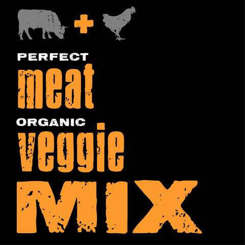 Perfect Meat with Organic Veggies Mix, 20-lb. box