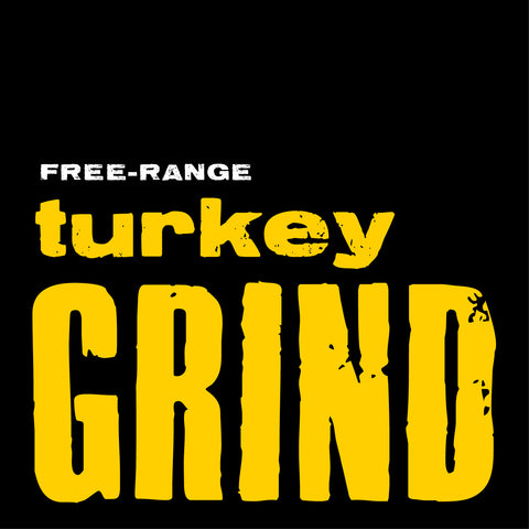 Turkey Meat Grind, 20-lb. box