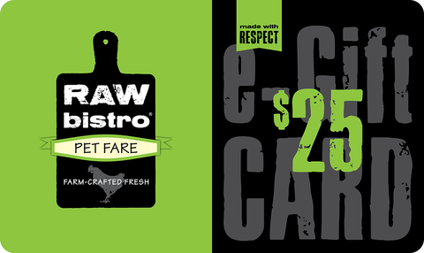 Raw Bistros E-Gift Card