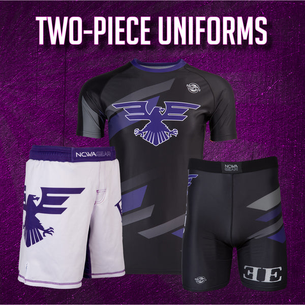 HIGH SCHOOL WRESTLING UNIFORM CHANGE