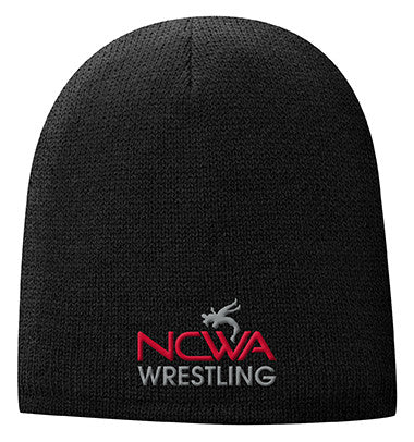 NCWA Gear Embroidered Beanie