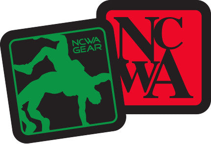 NCWA Gear Official's Flip Disk
