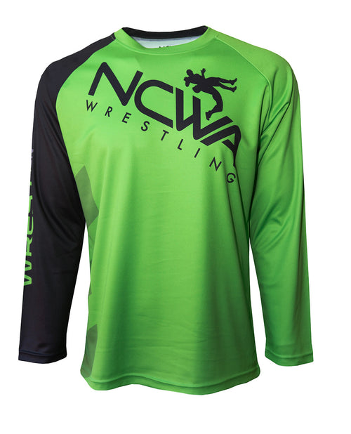 NCWA Gear Long Sleeve Shirt (Style F)