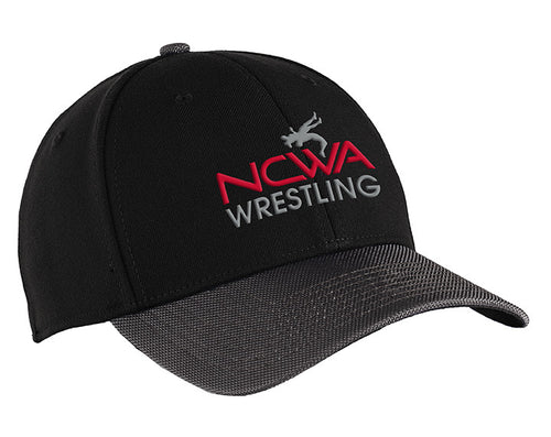 NCWA Gear Embroidered Flexfit Hat