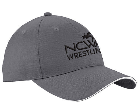NCWA Gear Embroidered Hook/Loop Hat