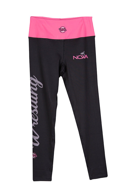 NCWA Gear Ladies Compression Pant (Style LB)