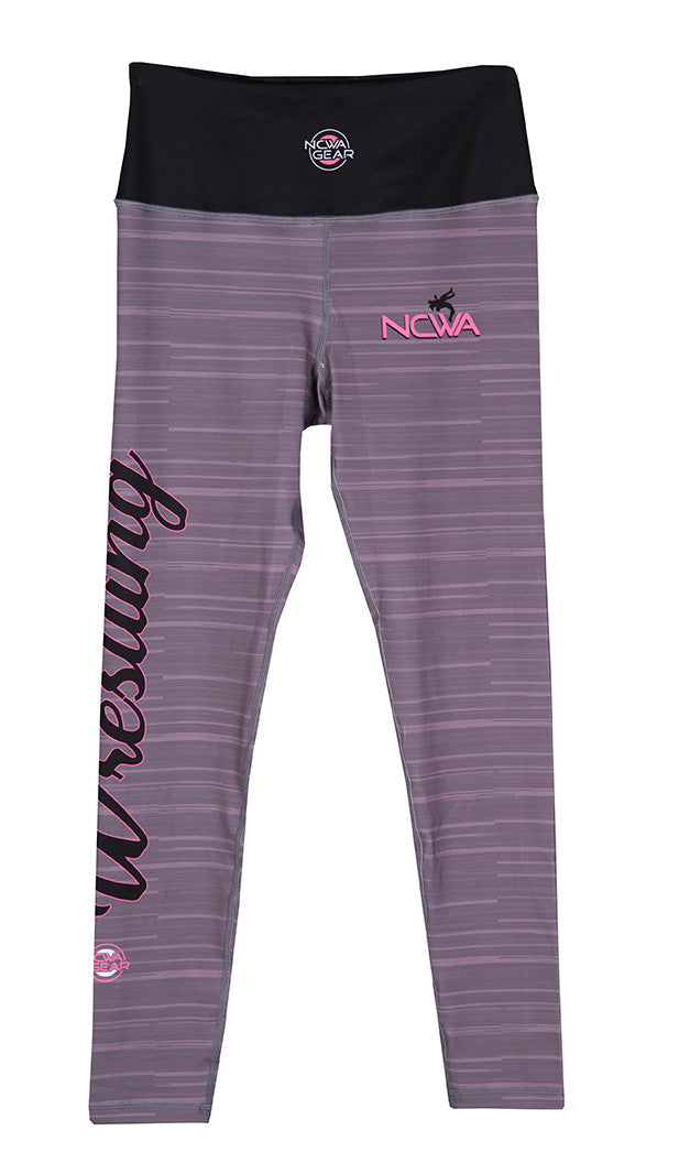 NCWA Gear Ladies Compression Pant (Style LE)