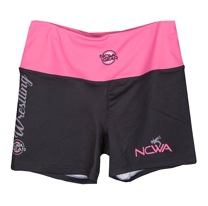 NCWA Gear Ladies Compression Short (Style LA)